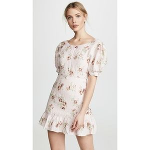 NWT LoveShackFancy Lena Dress in Dream